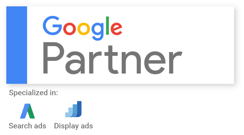 The Whole Caboodle google partner badge