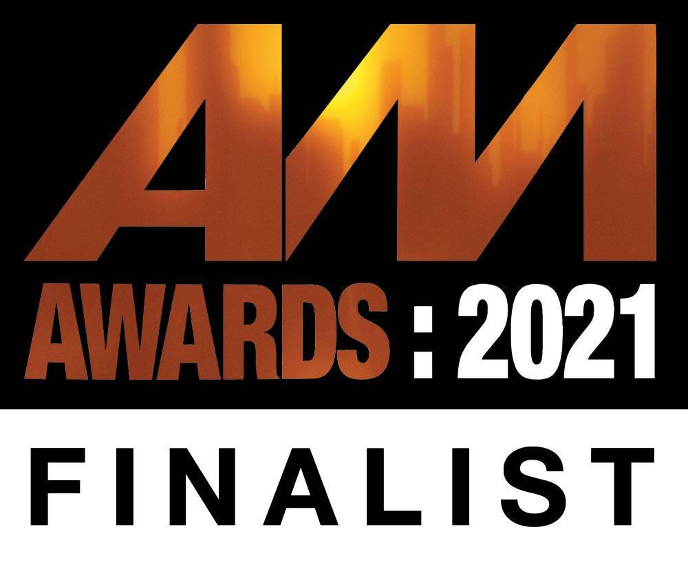 AM Awards Finalist logo banner