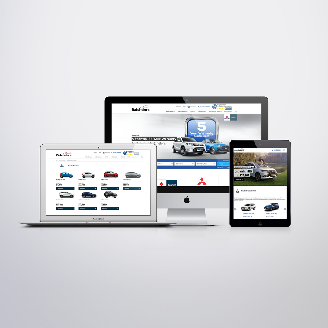 Yet Another Amazing Automotive Website Build [By The Whole Caboodle]