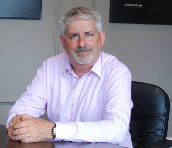 David Kilvington Account Director