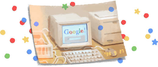 Google Turns 21 Years Old