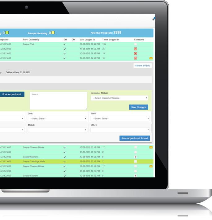 Online Event Portal