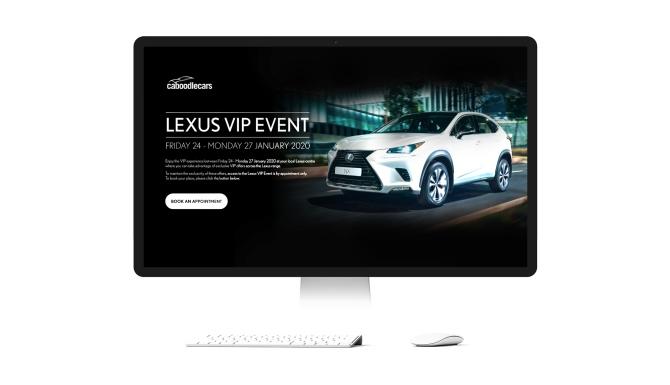 VIP Event