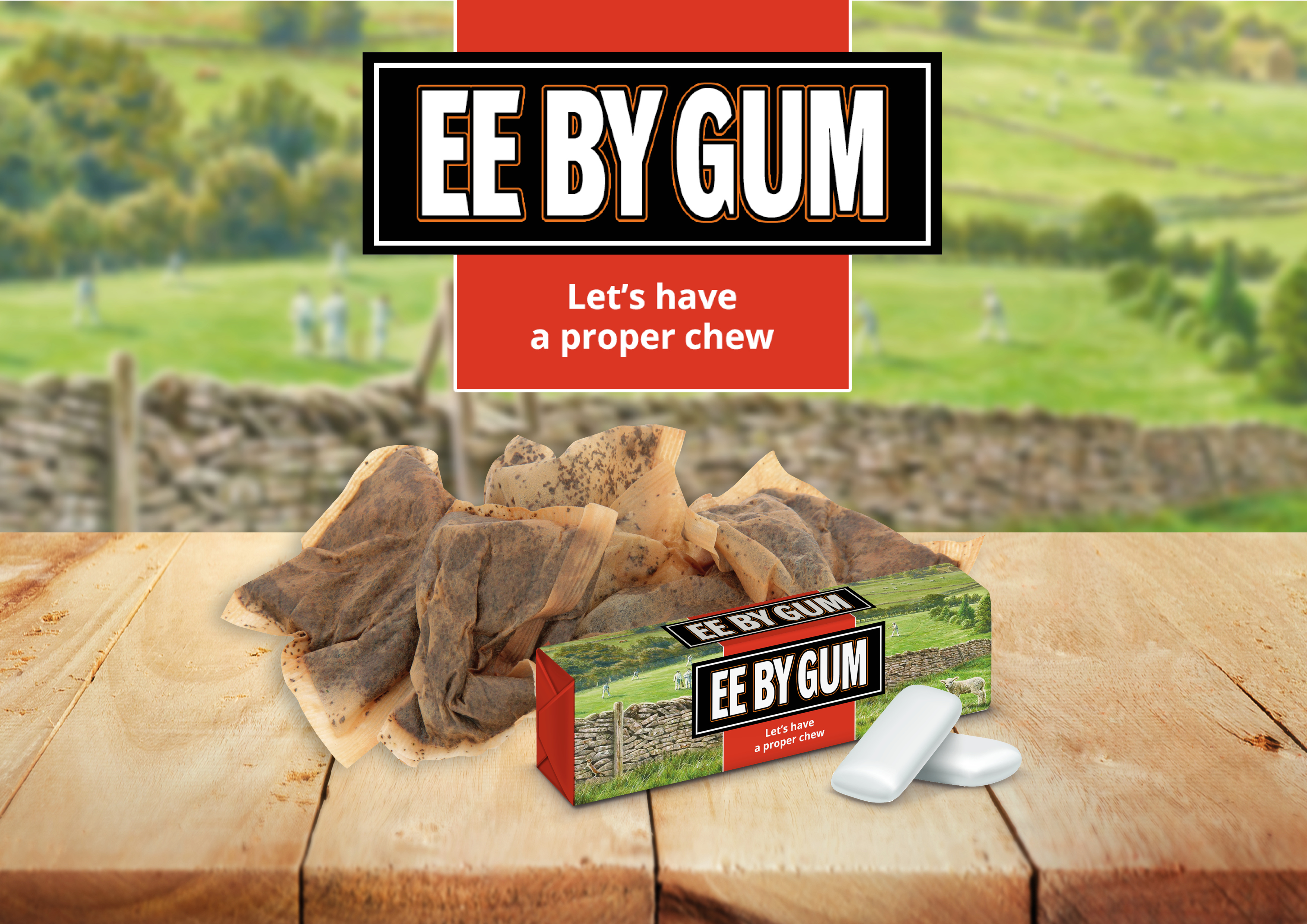 Eee By Gum! You Ain